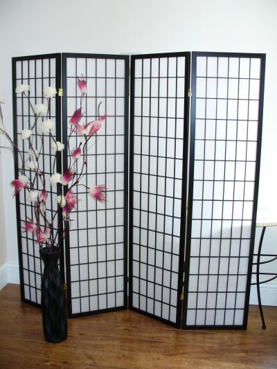 Chinese Shoji Screen ~ Oriental shoji screens