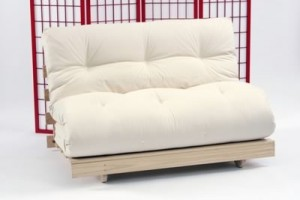 Acer 2 Seater Futon Bed