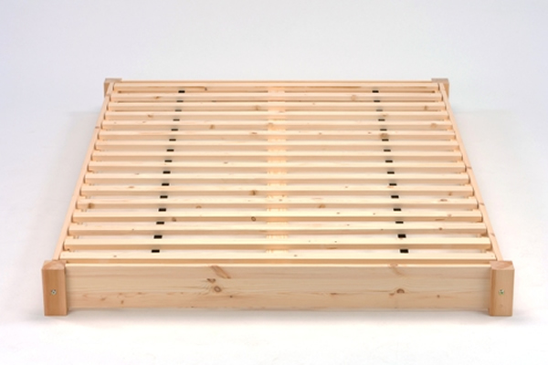Kochi Low Level Pine Futon Bed Frame