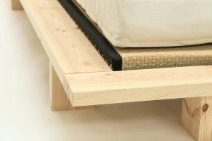 Japan Futon Bed Corner