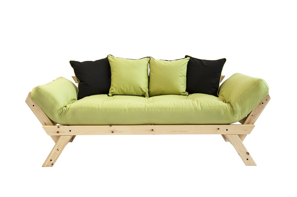 Bebop 2 Seat Futon Daybed