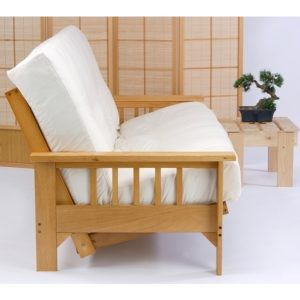 Bi-Fold Futon Mattress from Futon World