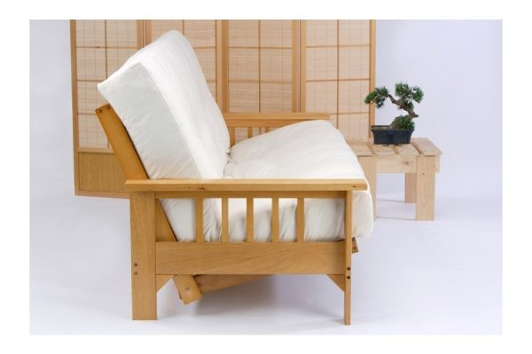Bi-Fold Futon Mattress from Futon World