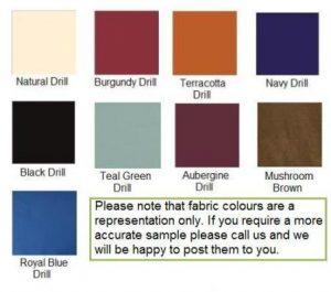 Futon Fabric Choices