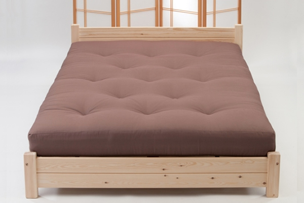 Osaka Low Level Pine Futon Bed Frame