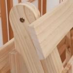 Taican Chair Futon Bed Frame