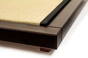 Tokyo futon bed detailing