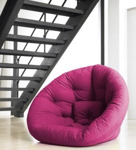 Nest Futon Chair at Futon World