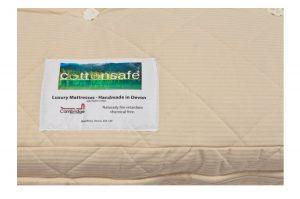 Cottonsafe chemical free fabric - naturally fire retardant