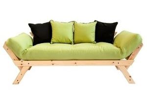 The BeBop Futon Daybed from www.futonworld.co.uk