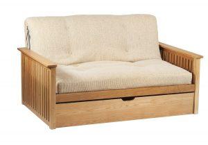 The Pangkor easy converter futon sofa bed