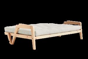 Metro futon in bed position