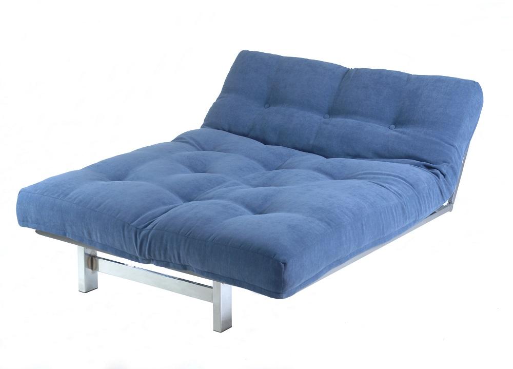 urbane 3 seat clic clac futon sofa bed. Black Bedroom Furniture Sets. Home Design Ideas