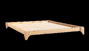 Elan Bed slatted pine frame