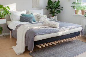Pace Futon Bed in Natural
